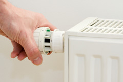 central heating installation costs