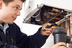 only use certified  heating engineers for repair work