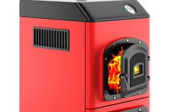solid fuel boiler costs